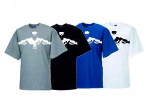 dancekleidung.de - Angebote: HERREN T-SHIRT UP BUFF