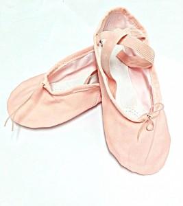 dancekleidung.de - Angebote: Ballettschläppchen UP