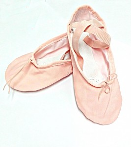 Ballettschläppchen UP
