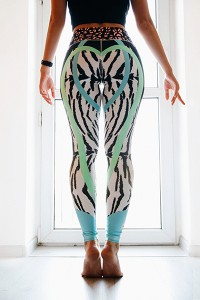 Sport leggings FIT FREAK