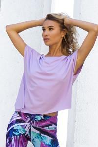 dancekleidung.de - Angebote: TANZ T-SHIRT SENSUAL Lila